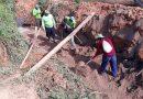 Prefeitura constrói bueiros em Brasileia e obra irá melhorar trafegabilidade e o acesso dos moradores