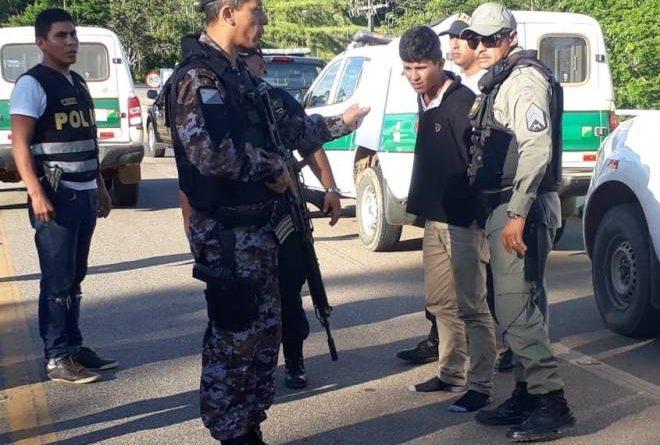 Acusado de envolvimento em chacina é preso no Peru e extraditado para o Acre