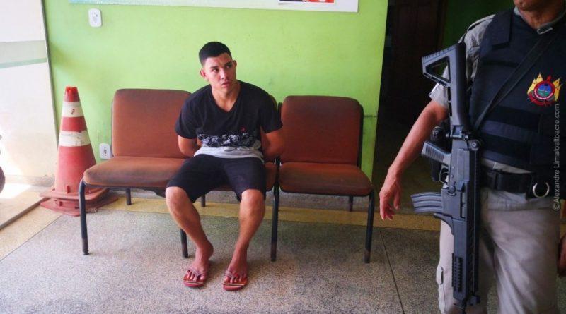 Jovem é detido acusado de fazer ameaças a grupo rival no ISE em Brasiléia