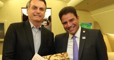 Bolsonaro virá ao Acre nos próximos dias verificar de perto situação ambiental