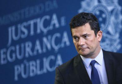 Federais acompanharão ministro Sérgio Moro em agenda no Acre