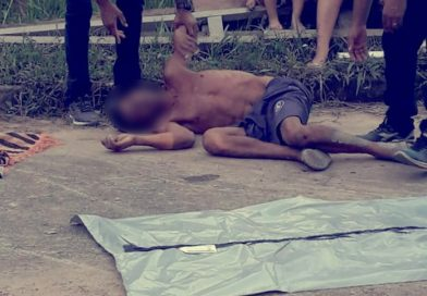 Homem é assassinado com um golpe de ripa na cabeça em Brasiléia