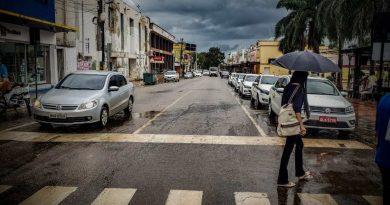 Previsão do tempo para o Carnaval no Acre é de friagem, céu nublado e chuva