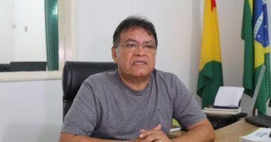 Tião Flores faz pronunciamento sobre covid-19, Estado de Calamidade e pede prevenção aos munícipes