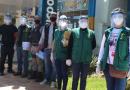 Vigilância Sanitária e PM realizam fiscalização na Av. Manoel Marinho Monte, em Brasileia