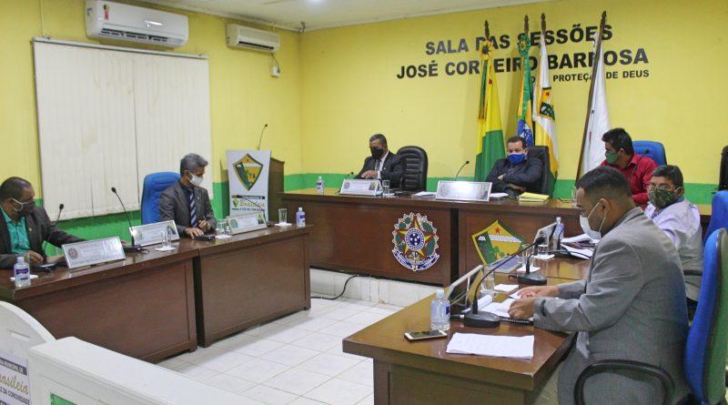 Câmara de Brasileia discute as diretrizes para elaboração da LDO 2021