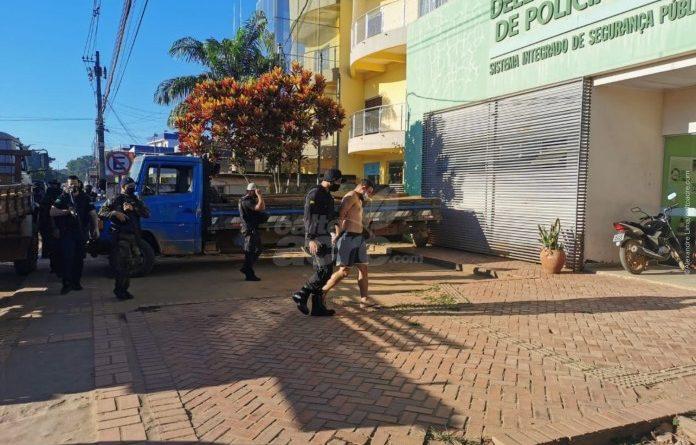 Polícia Civil cumpre mandados de prisão na fronteira do Acre