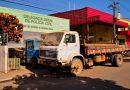 Gefron e PF apreendem transporte de madeira ilegal na zona rural de Epitaciolândia
