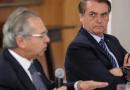 Guedes propõe parcelas de R$270 na prorrogação de auxílio e Bolsonaro defende R$300