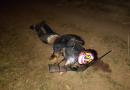 Bandido é morto a tiros durante tentativa de assalto com reféns na zona rural de Epitaciolândia