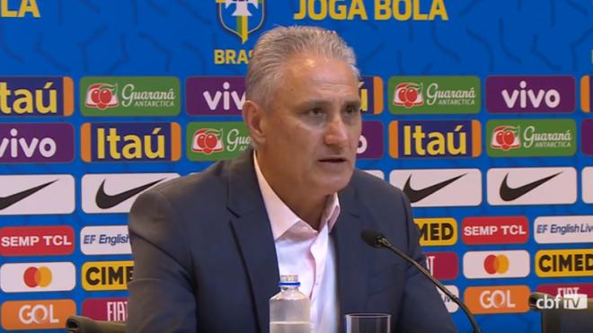 Tite convoca seleção para estreia nas Eliminatórias da Copa de 2022; acreano Weverton está na lista