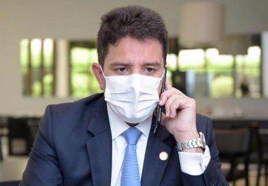Por telefone, ministro diz que vai analisar pedido de Gladson para fechar fronteiras com a Bolívia e Peru
