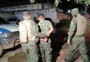 Gefron recupera caminhonete roubada de família que foi feita de refém