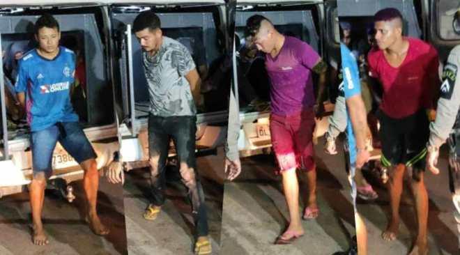 Criminosos do CV que planejavam execução de líderes do B13 são presos; veja vídeo
