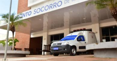 Acre recebe ambulância doada pela Confederação Brasileira de Futebol