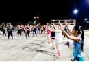 Prefeitura oferece aulas de zumba para todos em Epitaciolândia