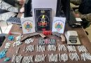 Polícia Militar apreende drogas e armas