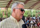 Senador Petecão-PSD cumpre agenda no município de Plácido de Castro, na tarde desta quinta-feira, 06/05.