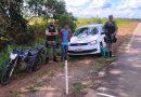 PM prende homem na BR 317 com 9kg de cocaína dentro de mochila rumo à Capital de moto