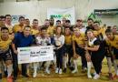 Final do campeonato de futsal 2021 lota ginásio de esporte em Brasiléia