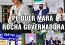 Presidente Nacional do PL quer Mara Rocha como candidata ao Governo do Acre