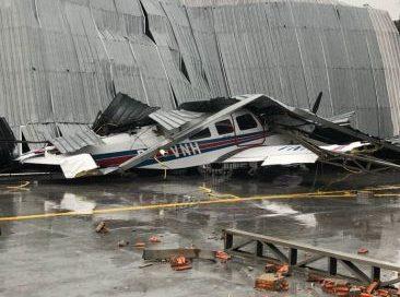 Ventos e granizo causam pânico e prejuízos no Vale do Juruá; VÍDEO