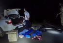 Casal é preso com quase 40 quilos de drogas na BR 317 pelo Gefron