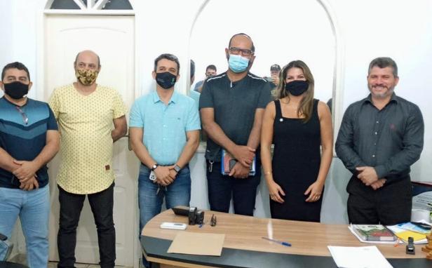 Sérgio Lopes recebe Reitora do IFAC para implantação de cursos em Epitaciolândia