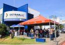 Detran realiza mais de 5 mil atendimentos em mutirão de renovação de CNH