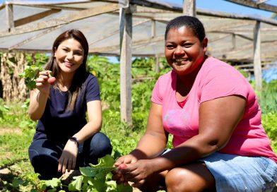 Deputada Jéssica Sales ressalta importância da valorização da mulher no meio rural